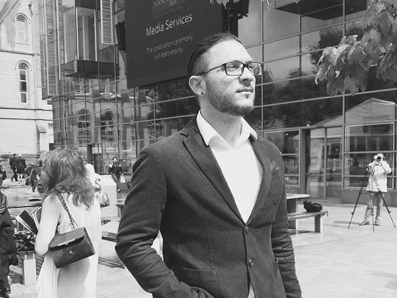 An interview with Matthaios Hadjimatthaiou about GDPR