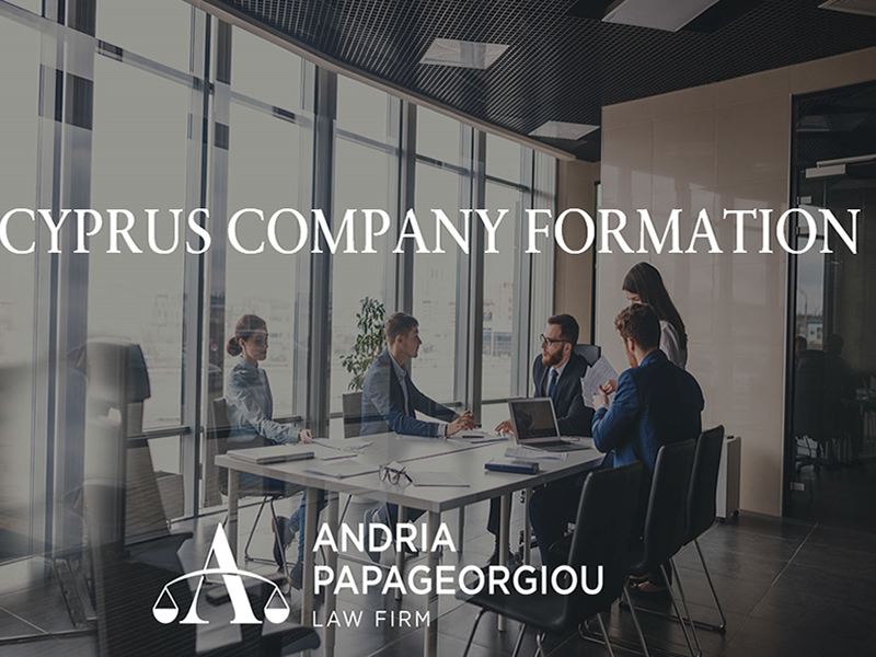 Andria Papageorgiou Law Firm: Cyprus Company Formation