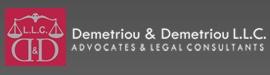 Demetriou & Demetriou LLC