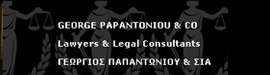 George Papantoniou & Co Lawyers & Legal Consultants
