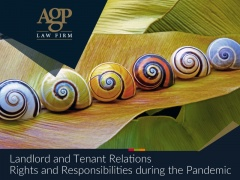 Landlord and Tenant Relations Rights and Responsibilities during the Pandemic