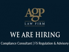 Compliance Consultant | FS Regulation & Advisory