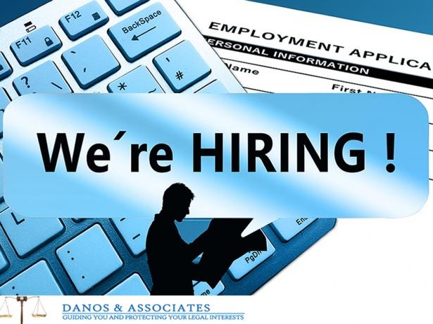 A. Danos & Associates LLC- Litigation Lawyer Position
