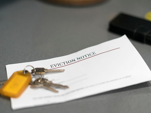 Eviction of tenants in Cyprus for outstanding rents
