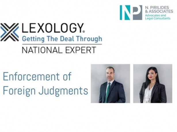 Enforcement of Foreign Judgments in Cyprus