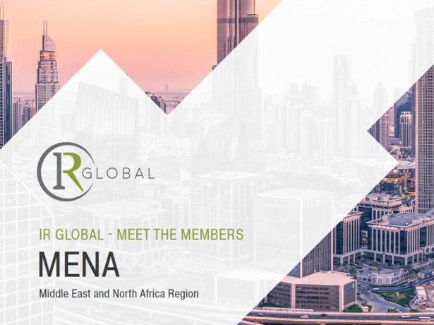 IR Global - Meet the team