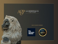 AGP Law Firm awarded in The Lawyers Global Legal Awards 2020
