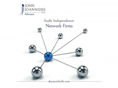 "The Independence of Audits from Fiduciary Services: ""Network"" Firms"
