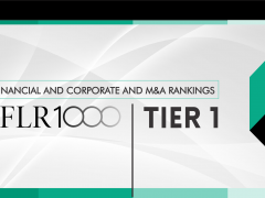 """""""Quality service in a responsive and efficient manner """" - 2021 IFLR100 rankings cement Elias Neocleous & Co LLC position as 'Tier 1' legal firm."""