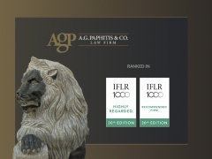 AGP Law Firm ranked & recommended by IFLR1000 30th Edition 2021