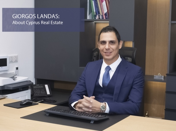 Giorgos Landas answers at questions about Cyprus Real Estate!