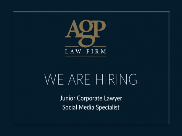 AGP Law Firm is hiring